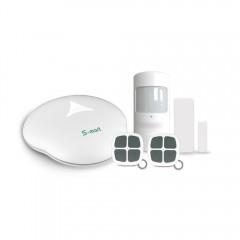 GS - S3 WiFi Wireless PSTN Home Alarm System WHITE US PLUG