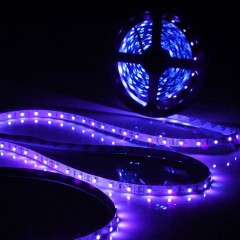 YWXLight 36W 3528SMD 5m 300-LED Light Strip for Ho BLUE