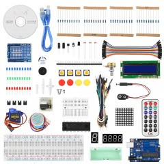 UNO R3 Project Starter Kit Beginner for Arduino WHITE