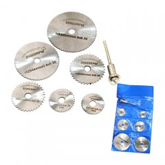 High-speed Steel Cutting Ultra-thin Small Saw Blad SILVER