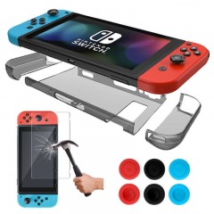 Cover Case for FOR Nintendo Switch Anti-Scratch 3- BLACK