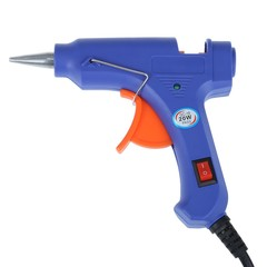 20W Hot Glue Gun for DIY Project BLUE