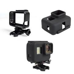 6 in 1 Accessories Kit for Gopro Hero 5 Black BLACK