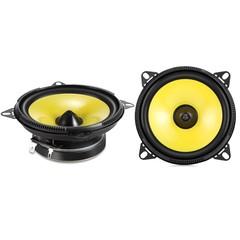 LABO LB - PS1401S Pair of 4 inch Car Audio Speaker Full Range Stereo System YELLOW