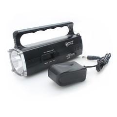 ZHISHUNJIA 3-Mode XM-L2 White Light Diving Flashlight / IPX8 100m Diving Depth BLACK 1PC