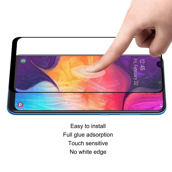 Full Coverage Glass Screen Protector for Samsung Galaxy A20 / A30 / A50 / M30