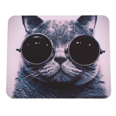 Mouse Pad Hot Cat Picture Anti-Slip Laptop PC Mice MULTI