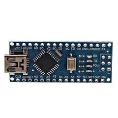 Nano V3.0 ATmega328P Controller Board for Arduino BLUE
