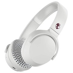 Skullcandy Riff Bluetooth 4.1 / Noise Cancelling / Comfortable Wearing Wireless Headset WHITE