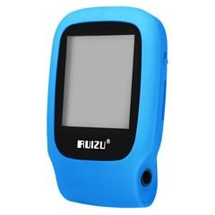 RUIZU X09 Sport 1.5 Inch 200mAh TFT Screen MP3 Player BLUE