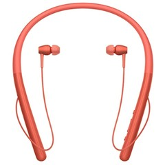 SONY MDR - EX750BT Wireless Bluetooth Sports Neck-mounted Headphones RED