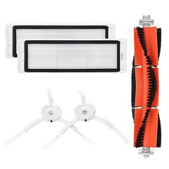 Main Brush Filters Side Brushes Accessories for XIAOMI MI Robot MULTI