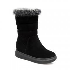 Winter Heating Snow Boots BLACK 39