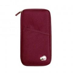 Card Bag Card Holder Unisex Travel Passport Cover Multifunction ID Holder