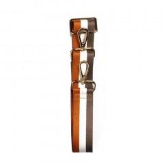 Colorful Mix Color Shoulder Strap Fashion Belt Adjustable Strap Replacement