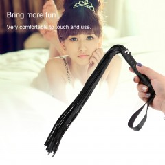 Sexy PU Leather Adult Game Sexy Whip Stimulate Toys Couple Spanker Paddle Whip