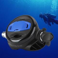 EZDIVE REG2-F2 Scuba Diving Air Balanced Second St BLUE