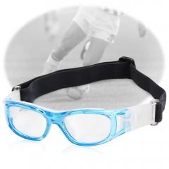 Children Basketball Football Sports Eyewear Goggle BLUE