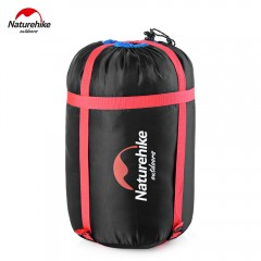 NatureHike Camping Hiking Sleeping Bags Compressio BLACK