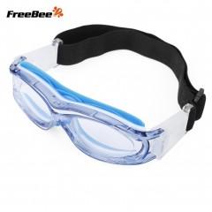 FreeBee Children Anti-fog Basketball Glasses Eyewe BLUE