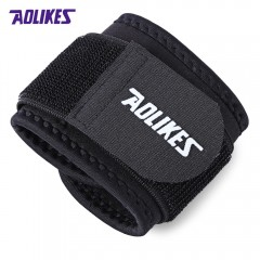 AOLIKES A - 7936 Sport Wrist Guard Support Band Br BLACK