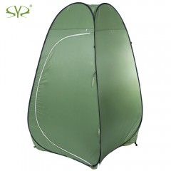 SHENGYUAN Multifunctional Bath Tent for Dressing T ARMY GREEN
