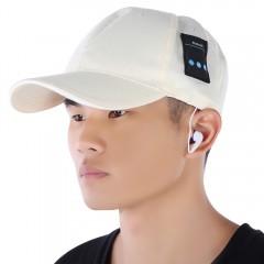 Bluetooth Music Hat Baseball Leisure Cap Outdoor E LIGHT YELLOW