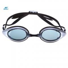 WHALE Anti-fog  Goggle Protective Eyeglasses Swimm WHITE
