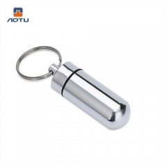Aotu AT7605 Outdoor Emergency Portable Aluminum Al SILVER