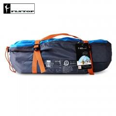 FLYTOP Waterproof Double Aluminum Rod Outdoor Tent LIGHT BLUE