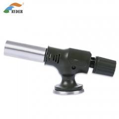 RYDER M2002 Gas Flamethrower Butane Burner Electro BLACKISH GREEN