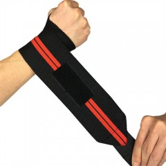 1PCS Adjustable Wristband Elastic Wraps Bandages f RED
