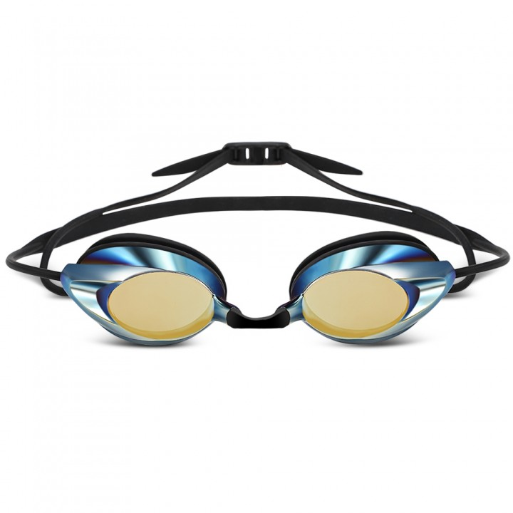 XinHang XH1702 Electroplating Swimming Goggles for BLACK