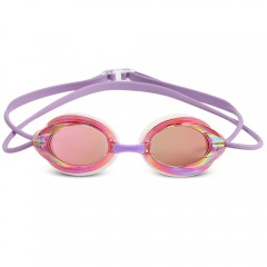 XinHang XH1702 Electroplating Swimming Goggles for PURPLE