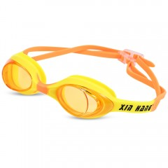 XinHang XH1300 Children Swimming Goggles UV Protec ORANGE
