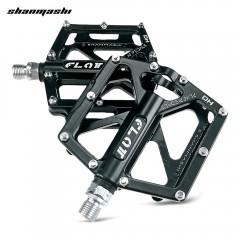 Shanmashi FLAT Aluminum Alloy Bearing Multi-pin An BLACK