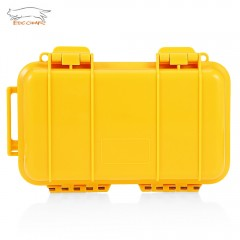 EDCGEAR Outdoor Shockproof Airtight Survival Case  YELLOW