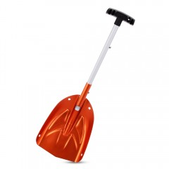 LS - 504 Off Road Foldable Shovel Aluminum Handle  ORANGE