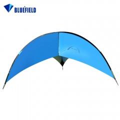 Bluefield Beach Canopy Tent Sun Shade Patio Cabana BLUE
