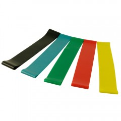 Exercise Resistance Loop Bands Fitness Workout Str COLORMIX