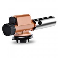 Flame Gun Butane Burner Ignition for Camping Picni GOLD
