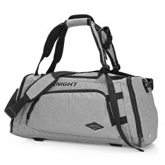 Free Knight FK0601 Large Multifunctional Travel Ba LIGHT GRAY