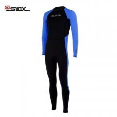 SLINX 1707 Sunblock Neoprene Wetsuit for Scuba Div BLUE S