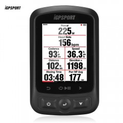 iGPSPORT iGS618 Bluetooth Wireless GPS Cycling Com BLACK