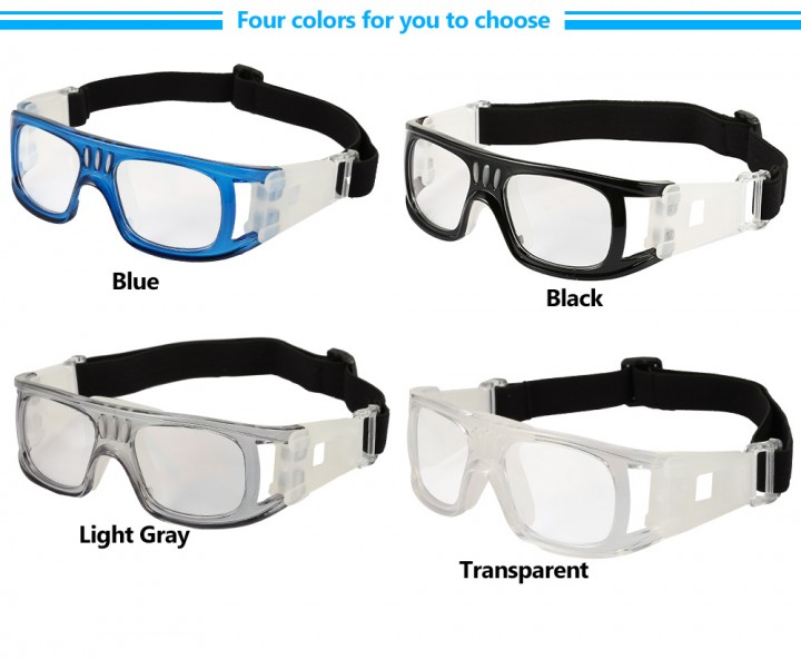 fc639f8c799 Anti Fog Outdoor Sports Protective Eyewear Football Soccer Basketball Safety