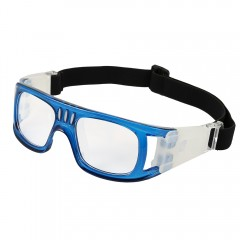 Anti Fog Outdoor Sports Protective Eyewear Footbal BLUE