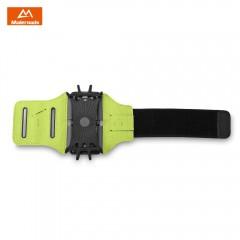 Maleroads Mobile Phone Sports Arm Band for 4 - 6 i BLACK
