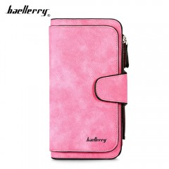 Baellerry Women Long Wallet PU Leather Clutch Card TUTTI FRUTTI