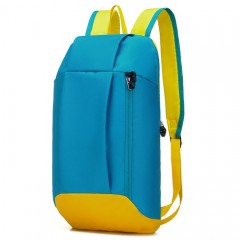 Water-resistant Nylon 10L Travel Ultra-light Leisu AZURE