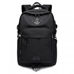 Xingyunzhe6203 Multifunctional Computer Bag Busine BLACK VERTICAL